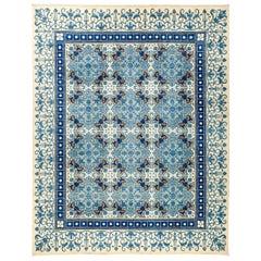 Mosaic, Suzani Area Rug