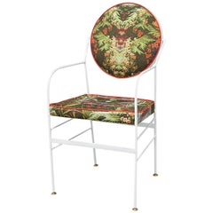 Luigina Escape Flowers Chair Made in Italy