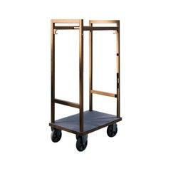 Gustav, the Premium Sustainable Luggage Trolley