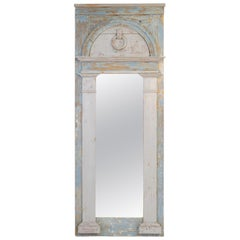 19th Century Swedish Pier Mirror