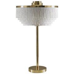 Fringe Table Lamp Model T138 by Hans-Agne Jakobsson