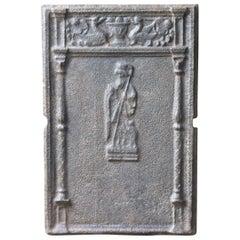 16th Century German Gothic 'Apostle James' Fireback
