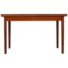 Table Teak Danish Design 1960-1970 Classic