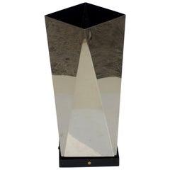 1970s by Gian Casè Robots Italian Design Modernist Steel Umbrella Stand