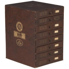 Louis Vuitton Vintage Seamstress Storage Box, 1920s