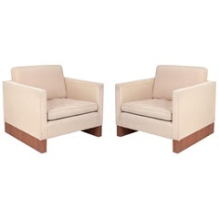 Ludwig Mies Van der Rohe Knoll Lounge Chairs