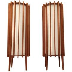 Original Mid-Century Modern Table Lamps