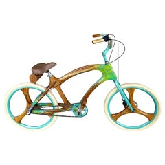 2015 Parma PWB Freedom Handmade Asian Teak Bicycle