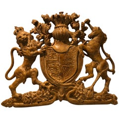Stately and Impressive Coat of Arms