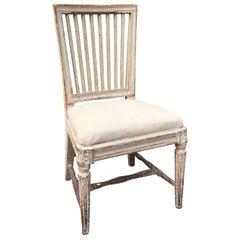 19th Century Swedish Gustavian Chair