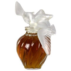 "Marc Lalique ""L'air Du Temps"" Display Scent Bottle"