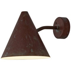 Hans-Agne Jakobsson Copper Wall Light