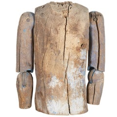 Antique Santos Torso