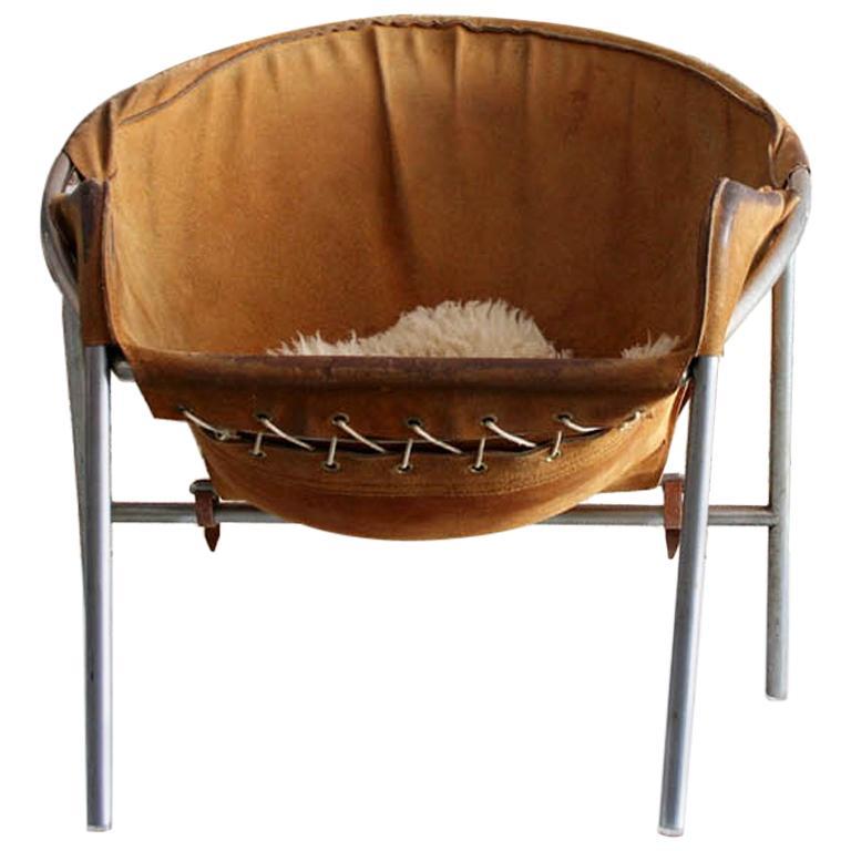 Erik Ole Jorgensen Lounge Chair for Bovirke, Denmark, 1953