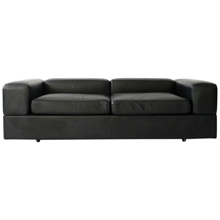 1960s Tito Agnoli Model 711 Sofa Bed for Cinova, Italy For Sale