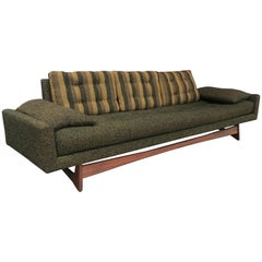 Stunning Modernist Sofa by Adrian Pearsall for Craft Associates
