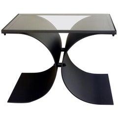 Pair of Side Table by Oscar Niemeyer for Tendo Brasileira, Brazil, 1960