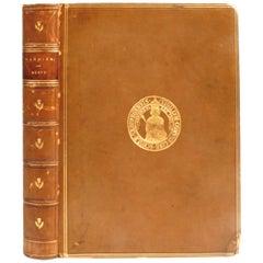 Marmion by Sir Walter Scott, Bart, 1885