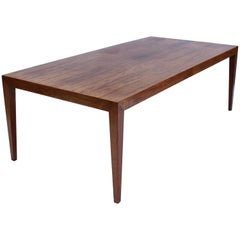 Coffeetable in Rosewood by Severin Hansen and Haslev, 1960s