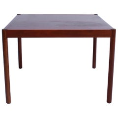 Small Lamp Table in Teak of Danish Design from the 1960s