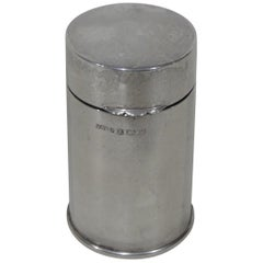 Birmingham Sterling Silver Perfume Bottle J.C. Ltd