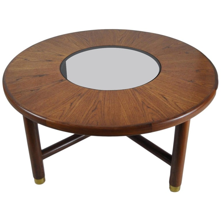 G Plan Bentwood Teak And Glass Coffee Table For Sale At