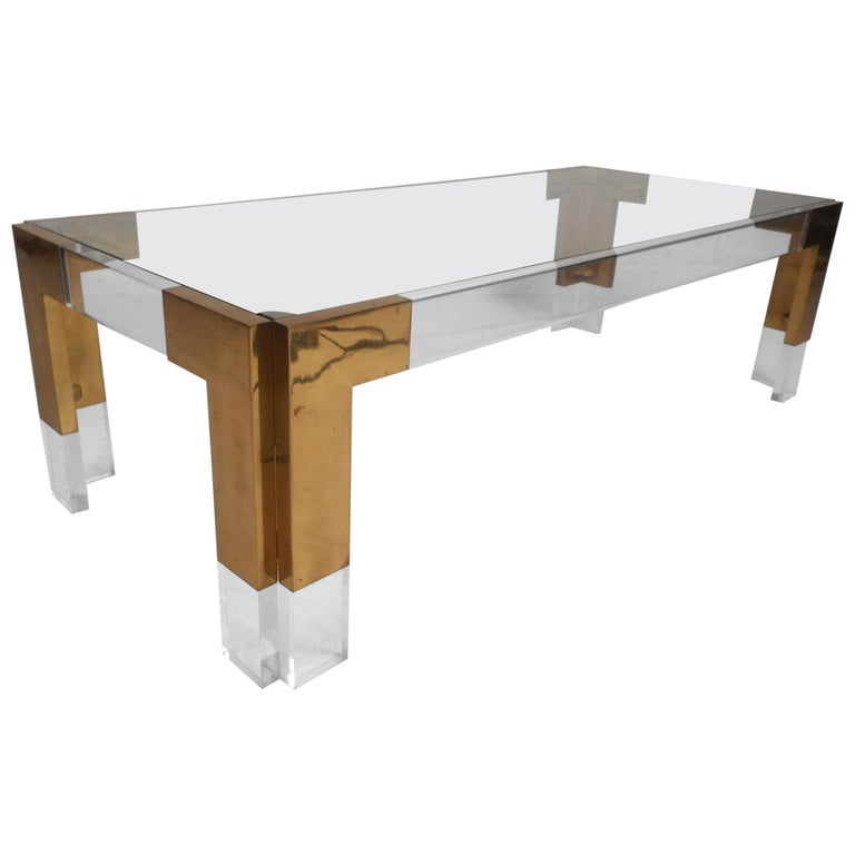 Mid-Century Charles Hollis Jones Style Coffee Table