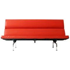 Eames Sofa Compact in Original Fabric