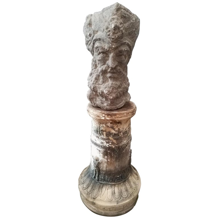 Italian Sculpture from the See Side of Italy For Sale