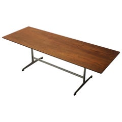 Arne Jacobsen Rosewood Coffee Table Model 3571, 1960s