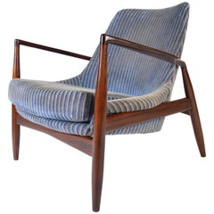 "IB Kofod Larsen ""Seal"" Lounge Chair for OPE Sweden, 1956"