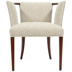 Eliel Saarinen Occasional Chair by Johnson Furniture
