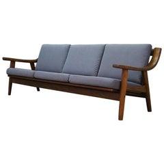 H.J. Wegner, Sofa Danish Design Vintage