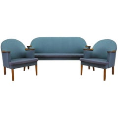 Danish Design Seating Group Armchair Sofa Classic Retro