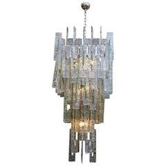 Amazing Murano Glass Chandelier