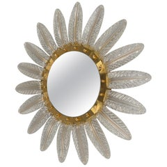 Sunburst Mirror by Roberto Rida, Italy, 2018