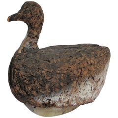 American Primitive Canadian Goose Decoy