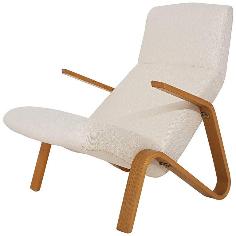 'Grasshopper' Chair by Eero Saarinen for Knoll Associates, 1960s