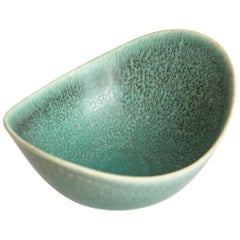 Gunnar Nylund Ceramic Bowl Model ARO by Rörstrand in Sweden