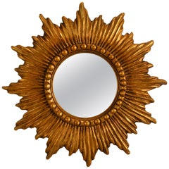 French, Sunny Mirror from the 1950s