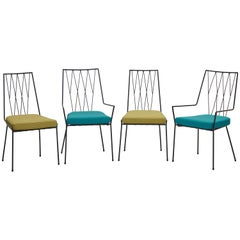 Set of four Paul McCobb Pavilion Collection Chairs for Arbuck, USA, 1953