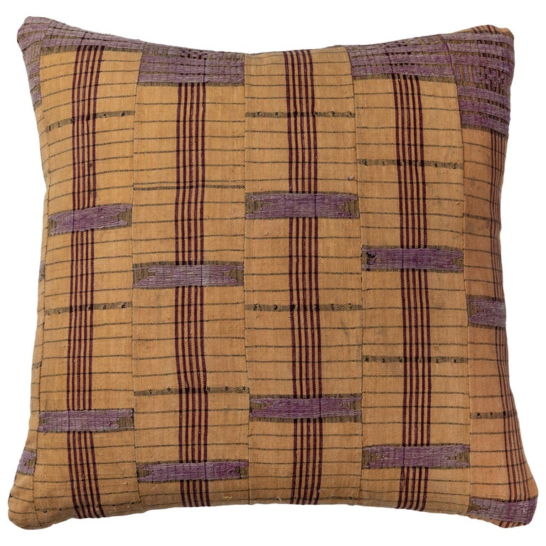African Asoke Pillow For Sale
