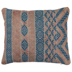 Vintage Chinese Hill Tribe Pillow