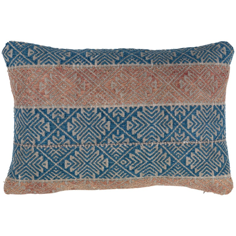 Vintage Chinese Hill Tribe Pillow For Sale
