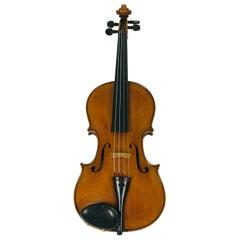 Violin, Fritz Mönnig Markneukirchen, 1923