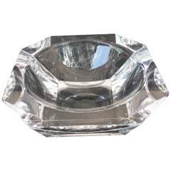 Orrefors Crystal Candy Nut Dish