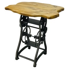 The Industrial Bar Table
