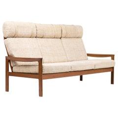 Teak Sofa by Arne Wahl Iversen
