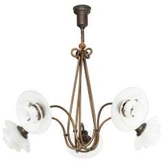 Poul Henningsen Ceiling Lamp PH-Basket by Louis Poulsen in Denmark