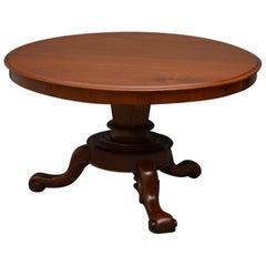 Victorian Mahogany Coffee Table